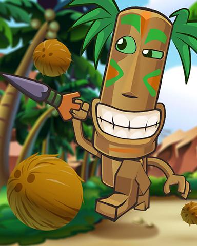 Island Sports Badge - Jungle Gin HD