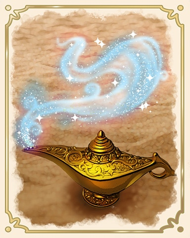 Lavish Lantern Badge - StoryQuest