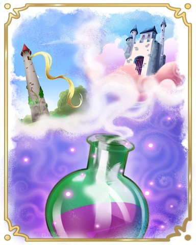 Cloudy Potion Badge - StoryQuest
