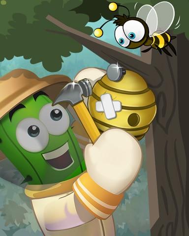 Hive Repair Badge - Poppit! Party