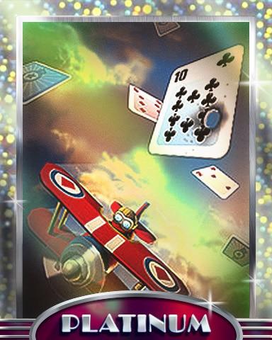 Air Supremacy Platinum Badge - Aces Up! HD