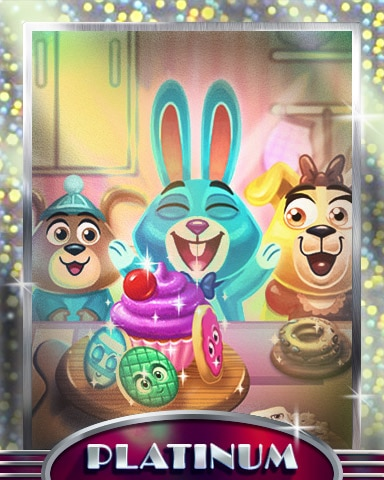Sweets For Everyone Platinum Badge - Cookie Connect