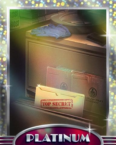 Secret Case Platinum Badge - Claire Hart: Secret In The Shadows