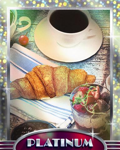 Breakfast Crawl Platinum Badge - Grub Crawl