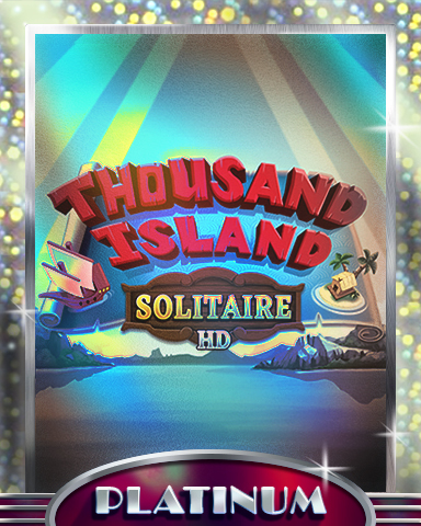 Welcome To Thousand Island Platinum Badge - Thousand Island Solitaire HD