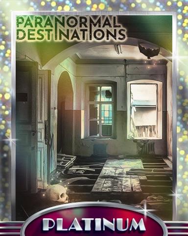 Alabama Asylum Platinum Badge - Paranormal Destinations