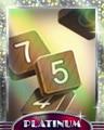 Falling Into Place Platinum Badge - Pogo™ Sudoku
