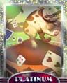 Bounce Break Platinum Badge - Spades HD