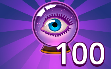 Magic Eye IV Badge - Pogo Daily Sudoku