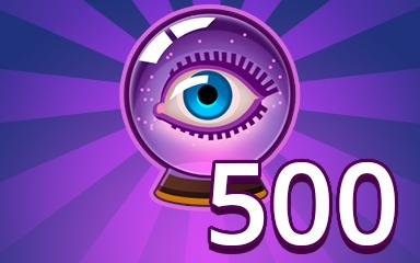 Magic Eye VI Badge - Pogo Daily Sudoku