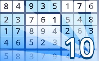Puzzles I Badge - Pogo Daily Sudoku