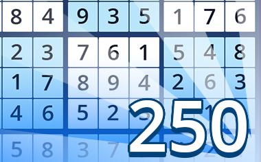 Puzzles V Badge - Pogo Daily Sudoku