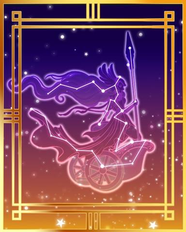 Pogo Mariam Gold 2 Badge