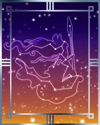 Pogo Mariam Silver 1 Badge