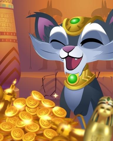 Niles The Numismatic Badge - Pogo™ Slots