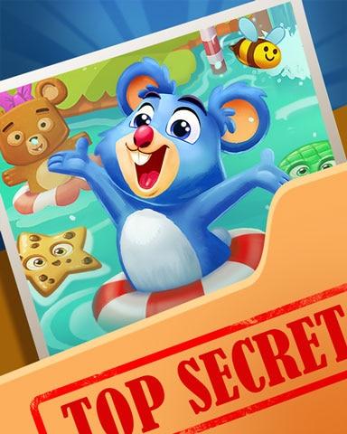 Pogo One Cool Koala Badge