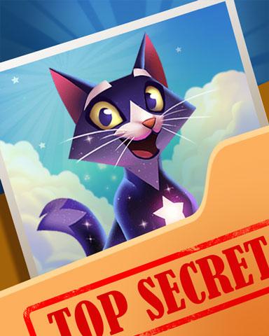 Pogo The Felis Files Badge