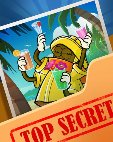 Pogo Octavia's Secret Getaway Badge