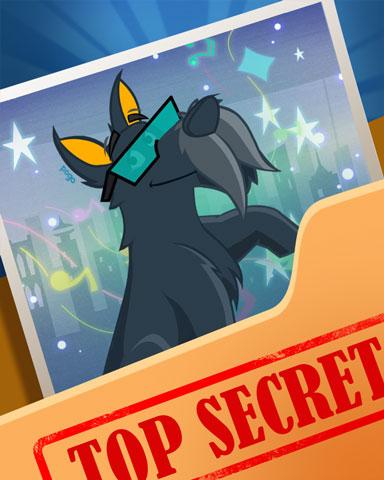 Pogo Clyde's Secrets Badge
