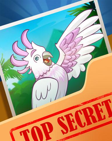 Pogo Sir Barnaby's Secrets Badge