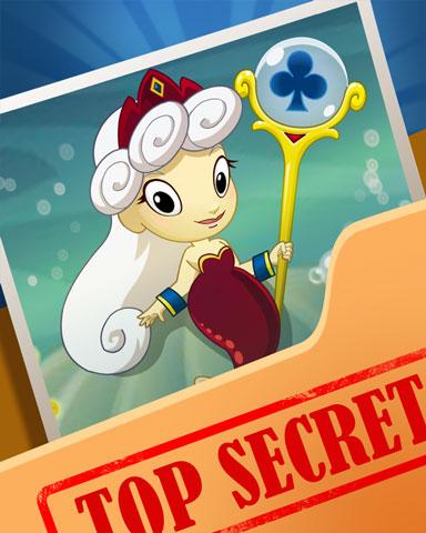 Pogo Mermaid Secrets Badge