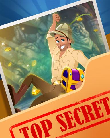Pogo Tex's Treasure Haul Badge