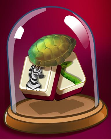 Safari Keepsakes Badge - Mahjong Safari HD