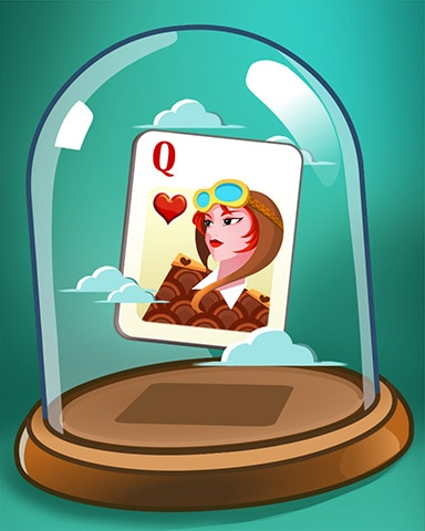Heart In The Sky Badge - Aces Up! HD