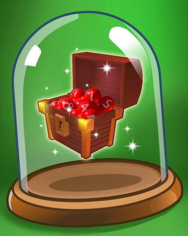 Lottso! Treasure Badge - Lottso! Express HD