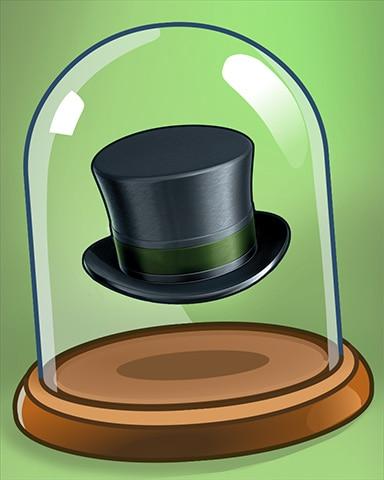 Treasured Top Hat Badge - MONOPOLY Sudoku