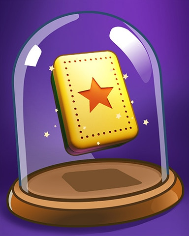 Sanctuary Star Badge - Mahjong Sanctuary