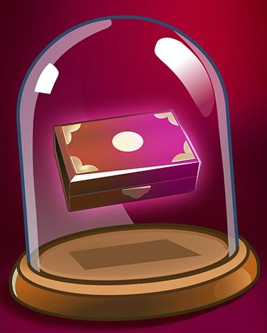 Tile Chest Badge - Mahjong Safari HD