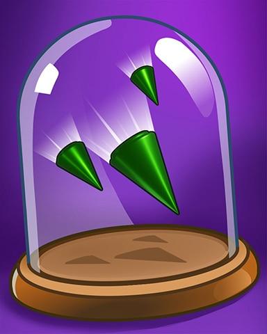 Cactus Needles Badge - Poppit! Bingo