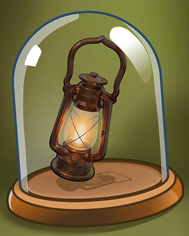 Lantern's Light Badge - Paranormal Destinations