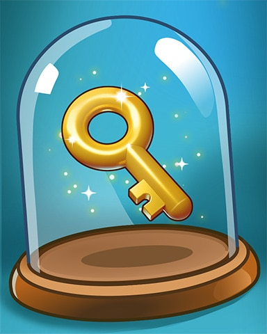 Gold Sudoku Key Badge - Pogo Daily Sudoku