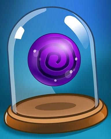 Spiral Stone Badge - Phlinx II