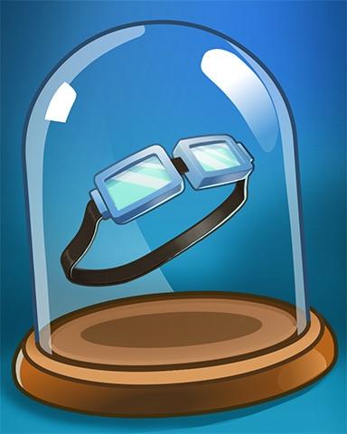 Adventure Goggles Badge - Phlinx II