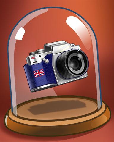 Regal Camera Badge - Royal Wedding: One Year Later