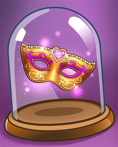 Masquerade Mask Badge - StoryQuest