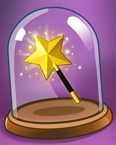 Wonder Wand Badge - StoryQuest