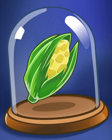 Ear Of Corn Badge - Word Whomp HD