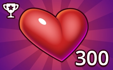 No Mistake Weekly Special 300 Badge - Pogo Daily Sudoku